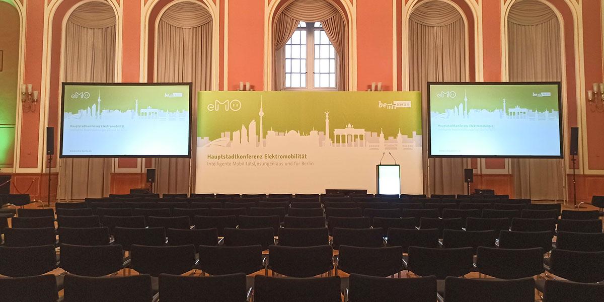 Hauptstadtkonferenz Elektromobilität 2020